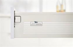 Направляющие Metabox Н (450) белый - фото 19586