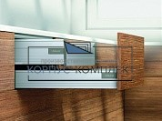 Направляющие Tandembox К (450) - (внутренний), серый