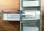 Направляющие Tandembox В (400) - (внутренний), серый