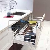 Tandembox D (под мойку) (450) серый