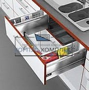 Tandembox D (под мойку) с боковинами BOXSIDE (500) серый