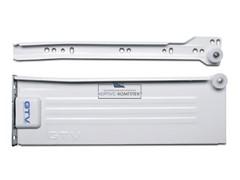 Метабоксы GTV белые 86х400 мм.