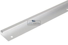 Gola Профиль для установки духовок, L=580мм отделка алюминий
