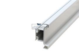 Gola Профиль вертикальный промежуточный, для 16мм ДСП, L=4500мм, отделка белая