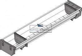 ZSI.500BI1N Лоток ORGA-LINE с разделителями для ящика 103 х 500 мм
