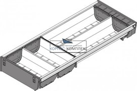 ZSI.500BI2N Лоток ORGA-LINE с разделителями для ящика 192 х 500 мм