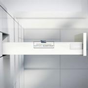 Низкий выдвижной ящик BLUM TANDEMBOX antaro N (500мм) Серый