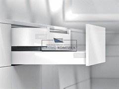 Выдвижной ящик TANDEMBOX antaro K  (400мм) Терра-черный