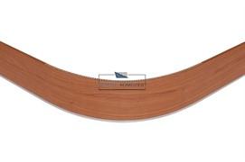 2900 Закругление универсальное для цоколя ПВХ Н.120, вишня красная