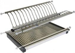 Посудосушитель нерж. 800 мм
