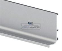 Профиль GOLA FIRMAX L-образный для нижних баз L=4200mm, алюминий